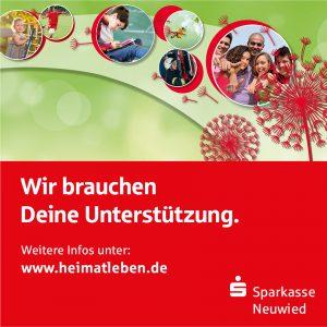 Projekt des TC Dierdorf auf der neuen Spendenplattform heimatleben.de